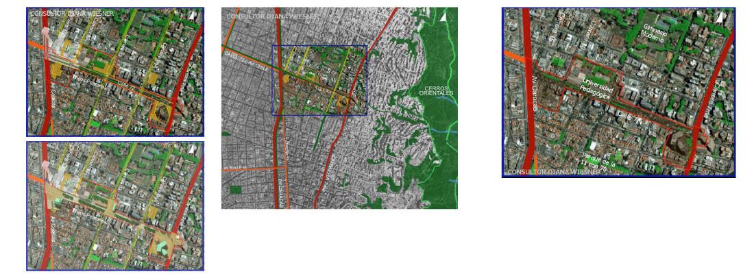 Plan parcial nodo calle 72