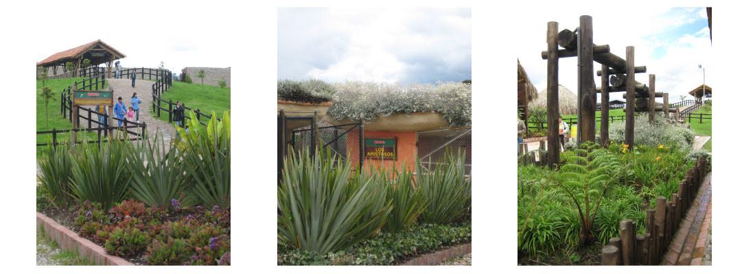 Parque agropecuario de la Sabana, Panaca