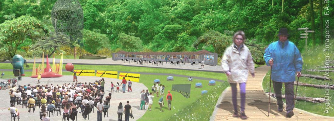 Mención Ordenamiento Urbano y Regional XXI Bienal Colombiana de Arquitectura 2008<br>Mención 2008 Acknowledgment Price Holcim Awards for Sustainable Construction