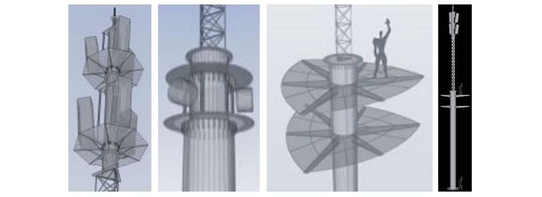 Estudio de impacto antenas de telefonía celular