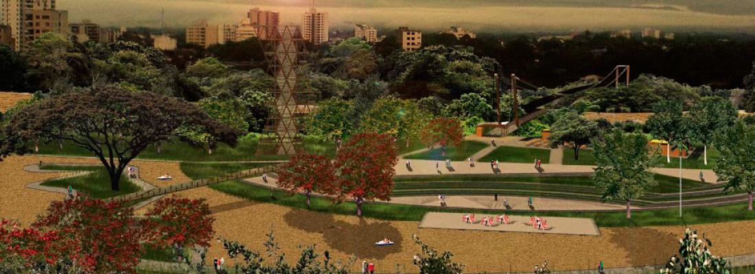 Concurso Nacional SCA<br>Primer Premio Arquitectura y Paisaje 2009