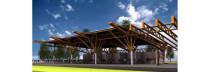 Concurso Nacional SCA<br>Primer Premio Concurso Parque Histórico y Ecológico<br>Tame – Arauca