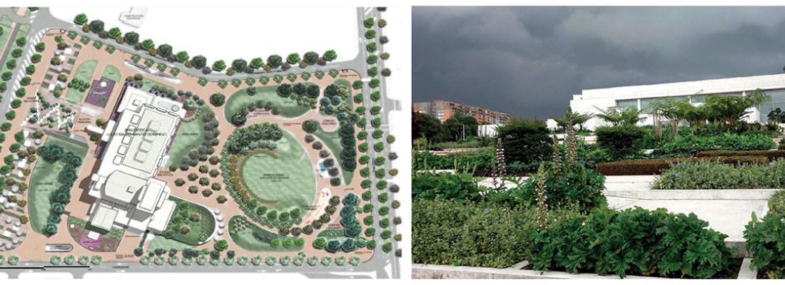 Park Cultural Center Julio Mario Santodomingo
