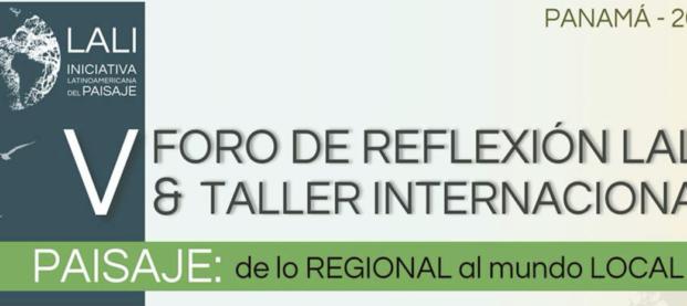 Conferencista – V foro de reflexión LALI y taller internacional Panamá 2016 (24 de octubre)
