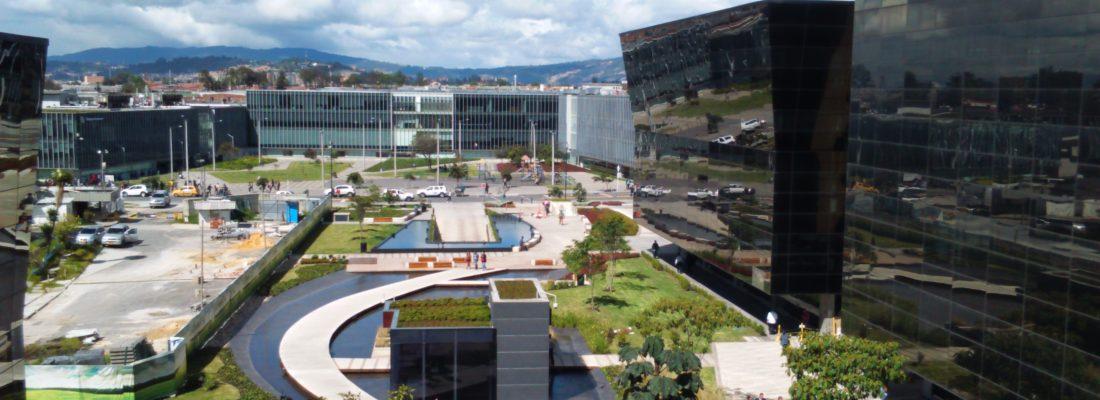 Primer premio, categoría medio ambiente. The Next Green Awards Bogotá  2016