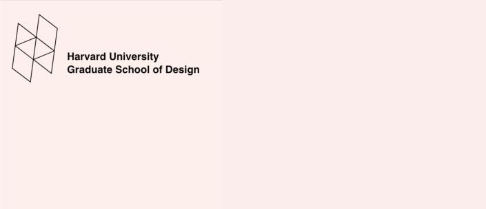 Harvard Graduate School of Design , GSD